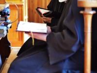 Modlitwa w chórze