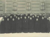 ostatnie wspólne zdjęcie przed wojenną zawieruchą - 1939r.