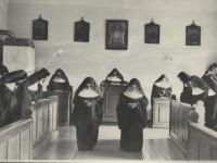 Kaplica klasztorna benedyktynek w Krzeszowie
