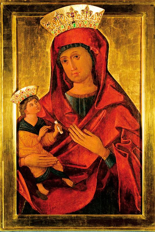 Matka Boska Łaskawa z Krzeszowa
