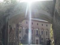 Subiaco-Klasztor św. Scholastyki