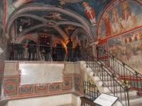 Subiaco -Klasztor św. Benedykta