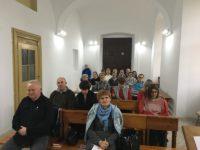 Uczestnicy biblijnych rekolekcji u sióstr benedyktynek